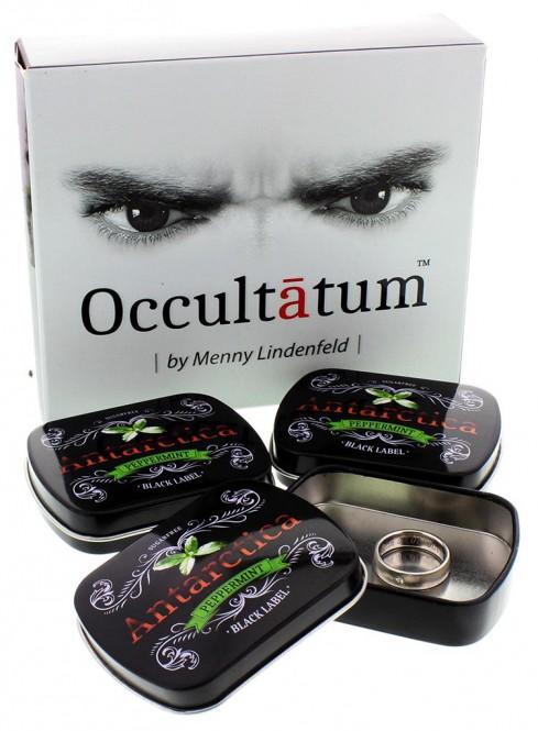 Occultatum von Menny Lindenfeld