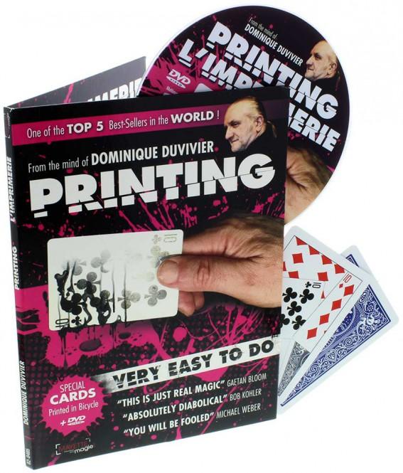 Printing von Dominique Duvivier