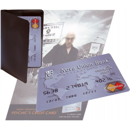 Psychic's Credit Card