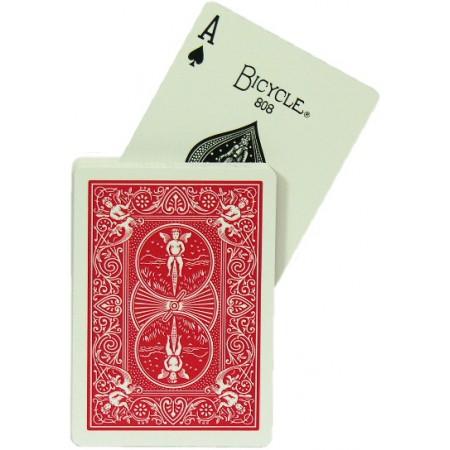 Rising Card Deck Blau