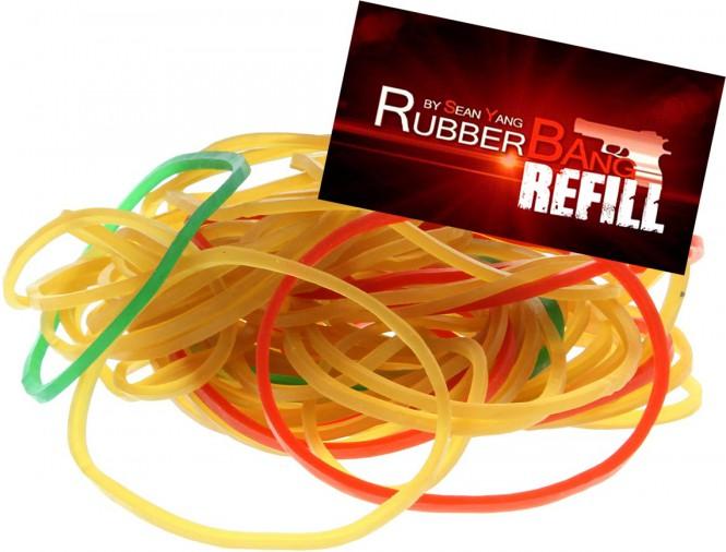 Rubber Bang Refill (Ersatz-Gummibänder)