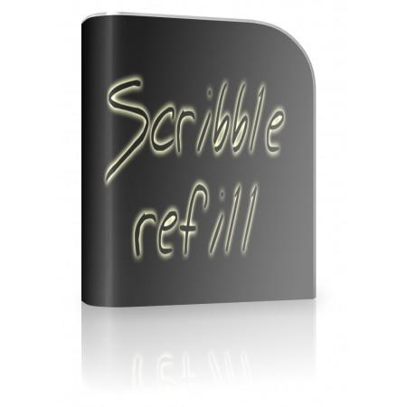 "Scribble Refill ""L"" ca. 19 x 28cm"
