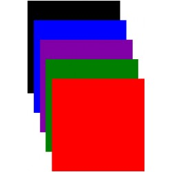Seidentuch 18 Inch / Grün