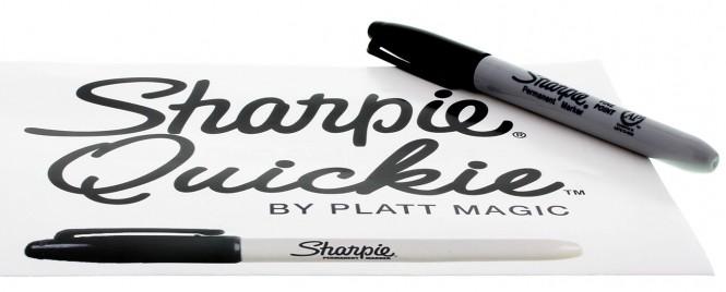 Sharpie Quickie