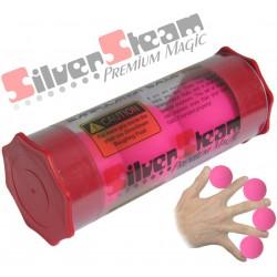Manipulation Balls Pro von SilverSteam Pink