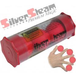 Manipulation Balls Pro von SilverSteam Rot