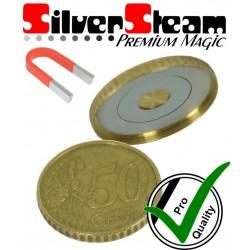 Münzen Shell 50 Cent / erweitert / magnetisch