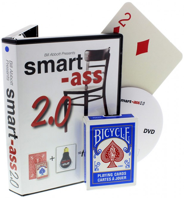 Smart-Ass 2.0 von Bill Abbott Rot