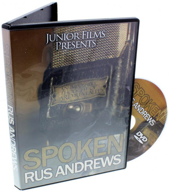 Spoken von Rus Andrews