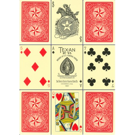 Texan Poker Deck