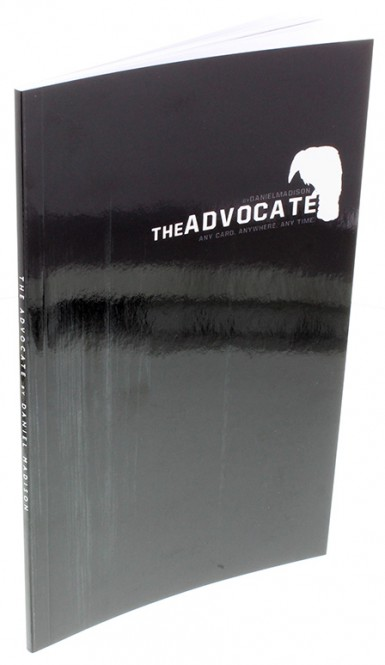 The Advocate Book von Daniel Madison