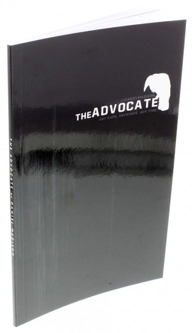 The Advocate Book von Daniel Madison