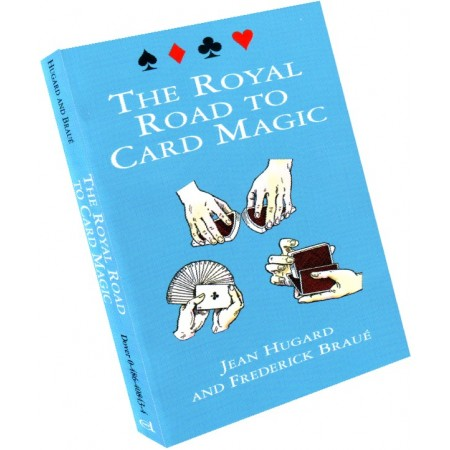 The Royal Road to Card Magic Book