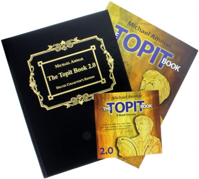The Topit Book 2.0 (Deluxe Limited Edition) von Michael Ammar
