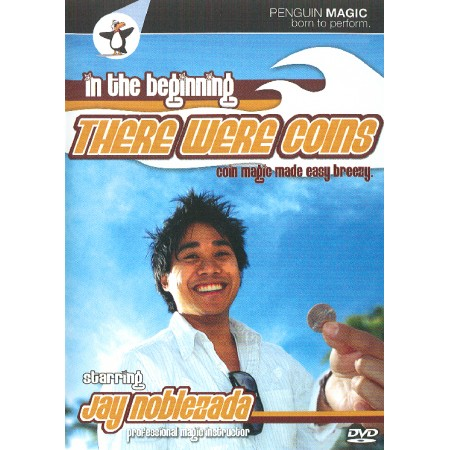 In the beginning there were Coins by Jay Noblezada