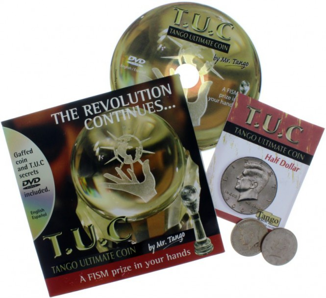 T.U.C. - Tango Ultimate Coin Halbdollar