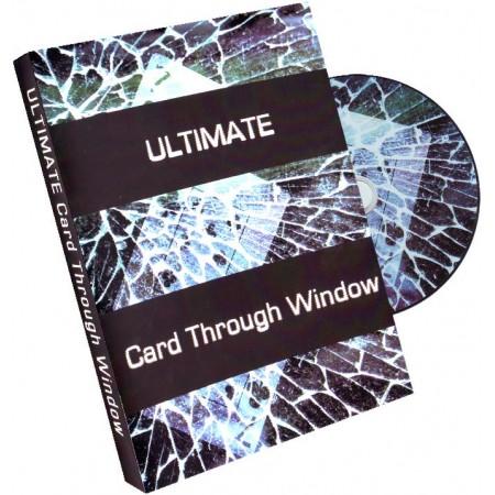 Ultimate Card through Window