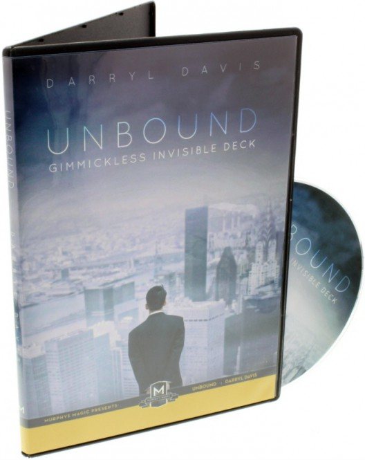 Unbound - Gimmickless Invisible Deck von Darryl Davis
