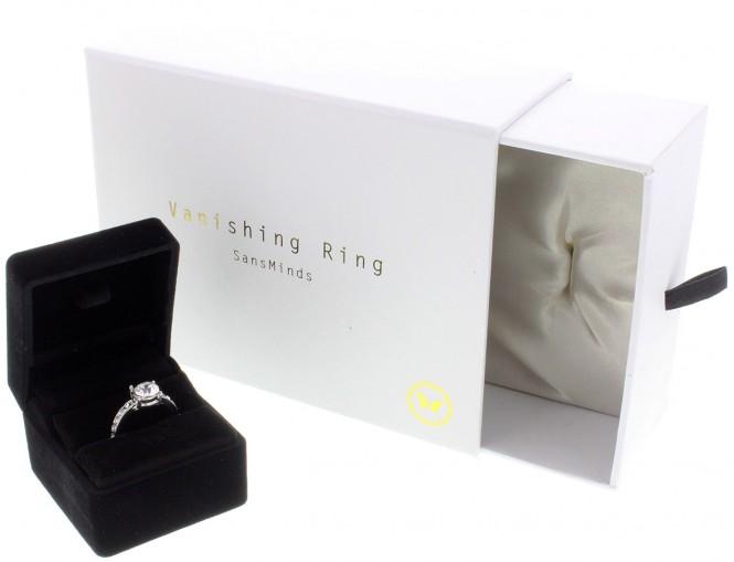 Vanishing Ring von SansMinds Magic