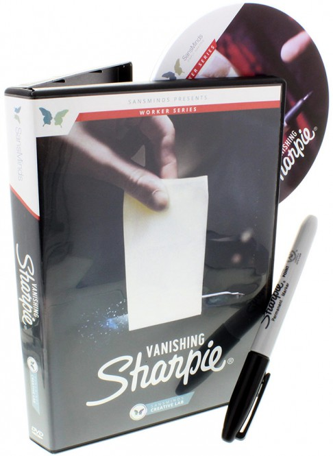 Vanishing Sharpie von SansMinds Magic