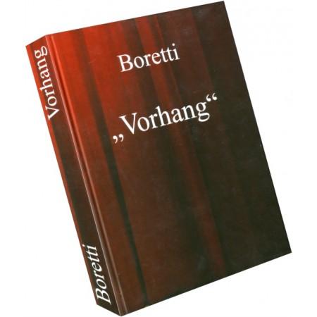 Vorhang von Boretti (Buch)