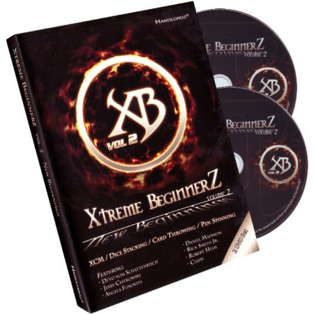 Xtreme Beginnerz Vol.2 Doppel-DVD-Set