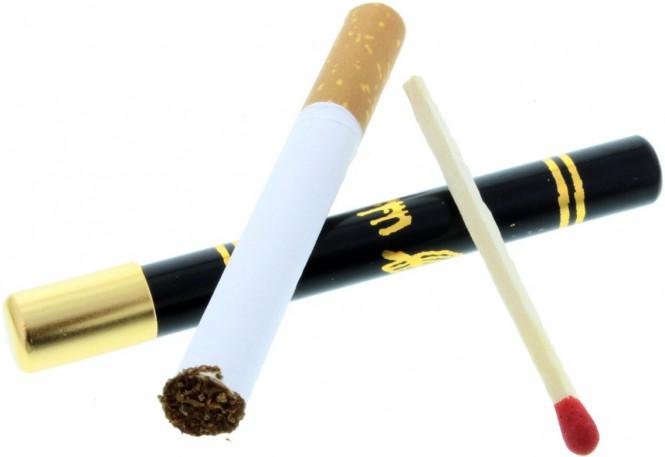 Zigarettenverwandlung Plus