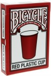 Bicycle Red Plastic Cup Deck