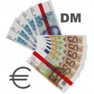 D-Mark zu Euro Trick
