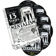 13 Steps to Mentalism DVD-Set