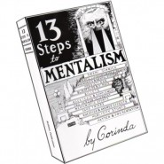 13 Steps to Mentalism Buch