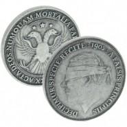 1902 Antique Silver Finish Münze