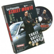 Street Monte Three Shell Game