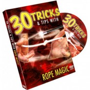 30 Tricks & Tips with Rope Magic