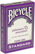 Bicycle Alzheimer's Association Deck
