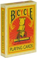 Bicycle Bearbrick Deck