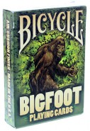 Bicycle Bigfoot Spielkarten