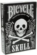 Bicycle Dark Skull Deck