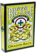 Bicycle Dragon Back Gelb