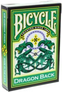 Bicycle Dragon Back Grün