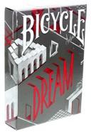 Bicycle Dream Silver Spielkarten