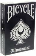 Bicycle Illusionist Deck - Dark