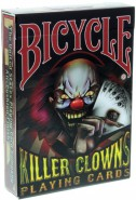 Bicycle Killer Clowns Deck
