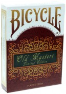 Bicycle Old Masters Deck (Limited Edition)