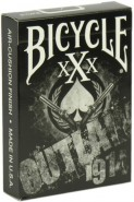 Bicycle xXx Outlaw Deck