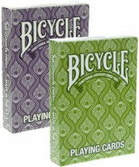 Bicycle Peacock Deck