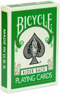 Bicycle Poker Color Edition Green