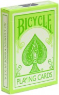 Bicycle Pastel Green Reverse Deck