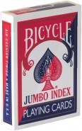Bicycle Poker 88 Jumbo Index