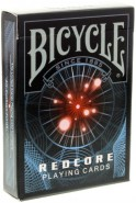 Bicycle Redcore Spielkarten